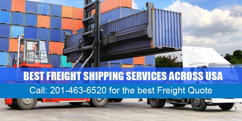 New Jersey Freight Shipping   Domestic Freight Shipping at cheap rates